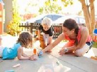 Vui chơi giúp trẻ thêm hiểu biết