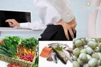 Giúp bạn giảm đau lưng bằng thực phẩm